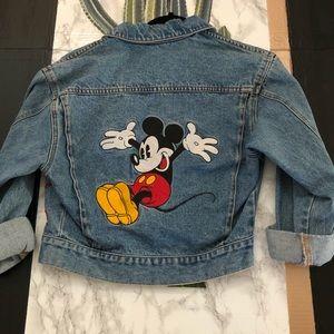 Vintage Disney Jean Jacket